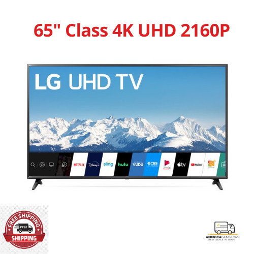 LG 65 inch 4K LED Smart TV 2020 HDR Ultra HD Quad Core. Available Now for 669.99