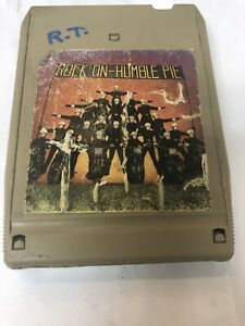 Humble Pie Rock On 8 Track~SANITIZED~PLAY TESTED