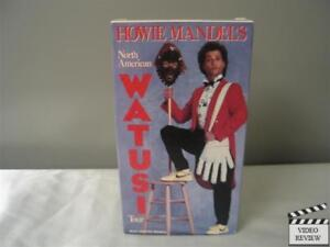 Howie Mandel: North American Watusi Tour (1986) - Jerry ...