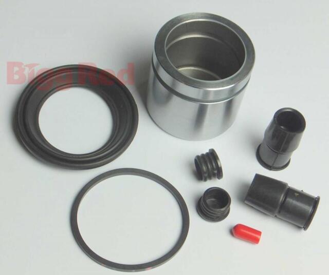 FRONT Brake Caliper Seal & Piston Repair Kit to fit BMW X5 2000-2006 (1) BRKP14S