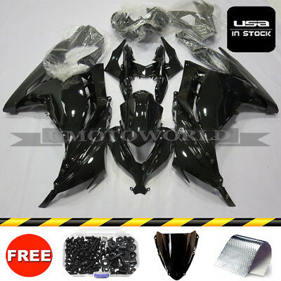 ABS fairing bodywork set fit for kawasaki ninja300 2013-2017 14 15 16 Injection