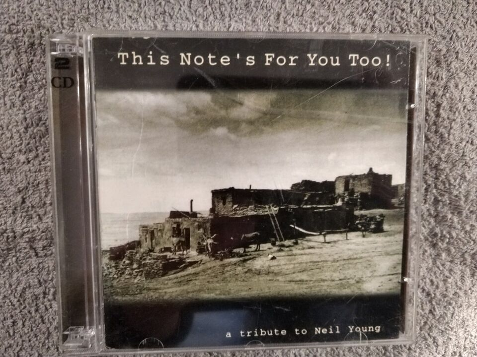 Neil Young: Tribute to, rock