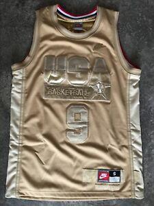 gold jordan jersey