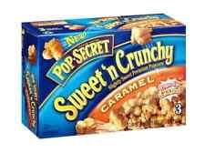 Pop-Secret Popcorn Snack 3 Bags Sweet N' Crunchy Caramel