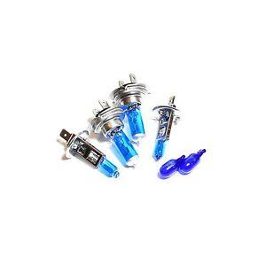 Audi A6 C6 H7 501 55w Clear Xenon HID Low//Side Headlight Headlamp Bulbs Set