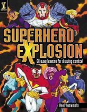 Superhero Explosion