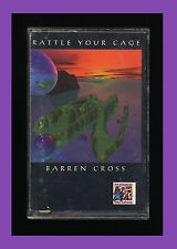 BARREN CROSS Rattle Your Cage (Cassette Tape, 1994) US Rugged Records CCM