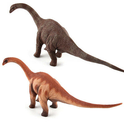 10pcs Simulation Dinosaur Plastic Toys Kids Animals Model Room Ornament