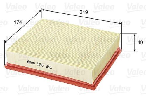 Luftfilter VALEO 585188