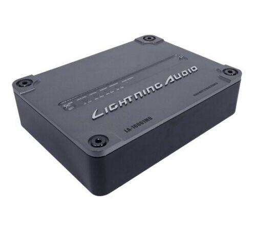 Lightning Audio LA 1600MD Monoblock Endstufe 1-Kanal Verstärker 1600 WATT ClassD