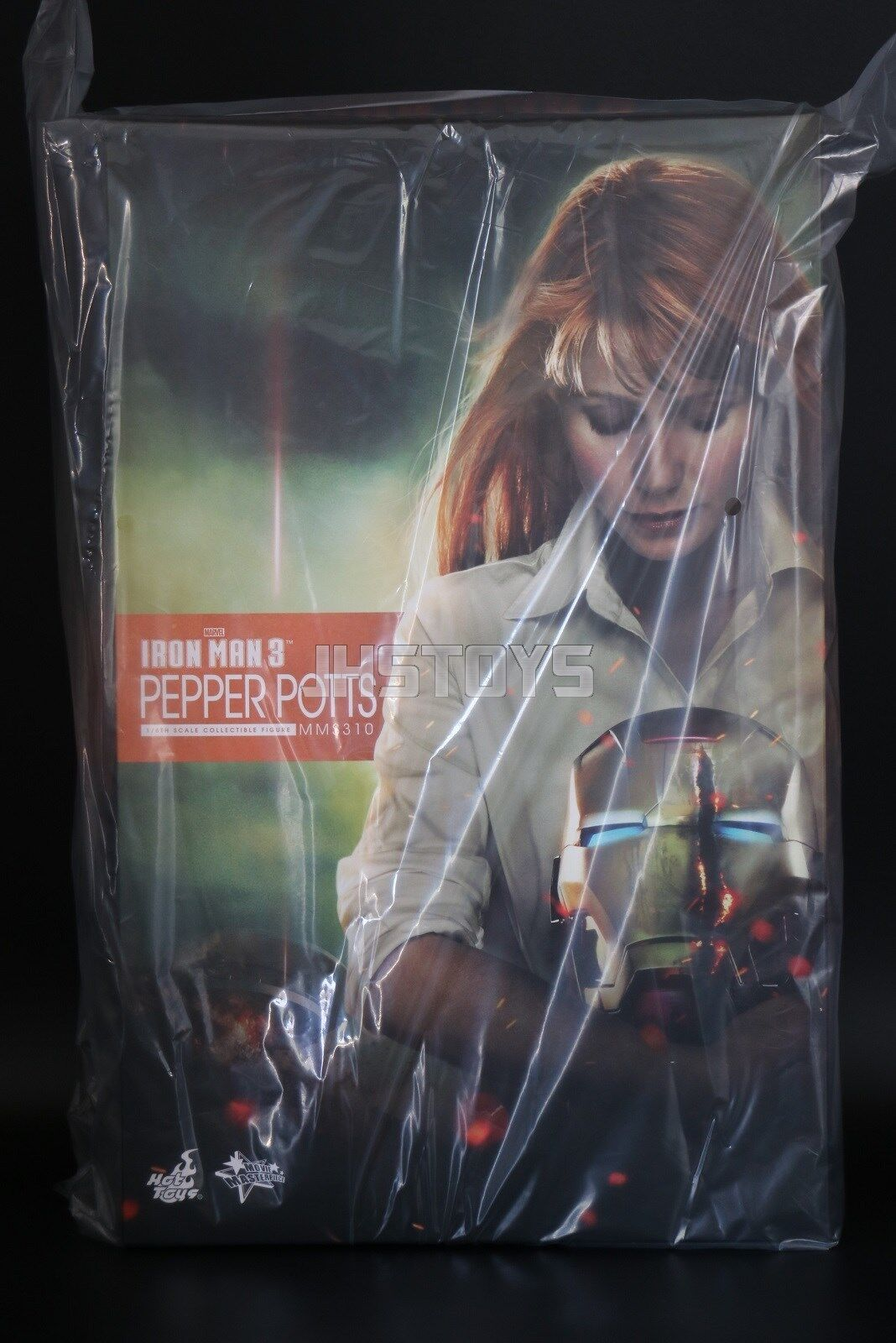 Hot Toys 1/6 Iron Man Pepper Potts Gwyneth Paltrow MMS310