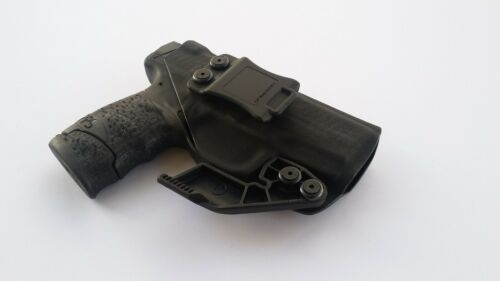 4-in-1 Holster IWB//AIWB Kydex Holster w// RCS Claw Appendix Carry Holster