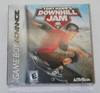 Tony Hawk's Downhill Jam (nintendo Game Boy Advance, 2006) Sealed R6733