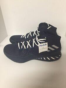 Adidas-Crazy-Explosive-Boost-Basketball-Shoes-2017-BY3773-Men-s-Sz-14-5-NIB-Nav