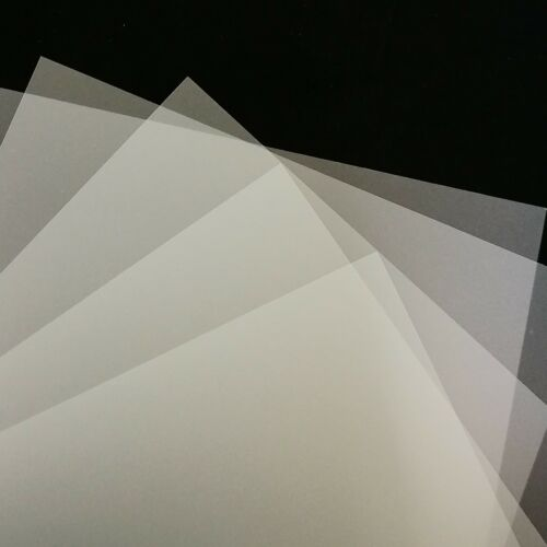 "15X   Plastic Template  280x215mm 11/""x8-3//4/"" 0.4mm Thick for Sewing//Quilting"