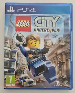Lego City Undercover Jeu Vidéo PS4 Playstation 4