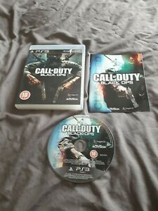 Call-of-Duty-Black-Ops-Sony-PlayStation-3-2010-Complete-with-Manual
