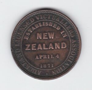 1871-Token-1-Penny-Auckland-Licensed-Victuallers-Association-New-Zealand-Z-510