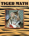 Tiger Math: Learning to Graph from a Baby Tiger by Cindy Bickel, Ann Whitehead Nagda (Hardback, 2002)