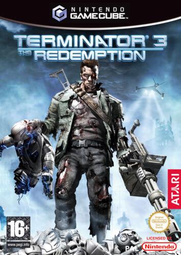 1 von 1 - Terminator 3: The Redemption (Nintendo GameCube, 2004, DVD-Box)