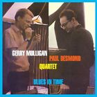 Blues In Time - Gerry & Paul Desmond Mulligan (2011, CD NEUF)
