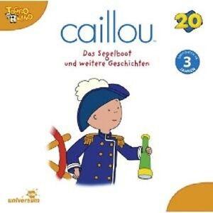 CAILLOU-VOL-20-HORSPIEL-CD-NEU