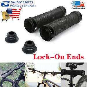 1-pair Mountain Bike Bicycle Cycling Handlebar Grips Foam Sponge Anti-slip 32mm