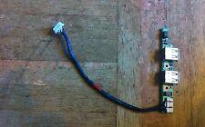 Panasonic ToughBook CF-T4/T5 USB Port Board w/ Cable DFUP1477ZBG
