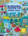 Robots Sticker Book by Kirsteen Robson (Paperback, 2016)