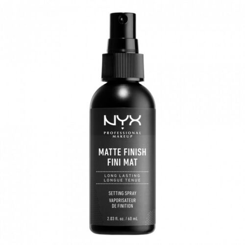 Nyx Professional Makeup Make Up Setting Spray – Matte 60ml