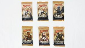 Magic-the-Gathering-Amonkhet-6-Packs-15-Card-each-Booster-Set-MGT-sealed