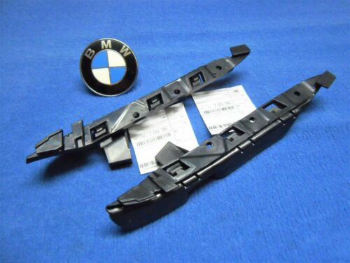 BMW e60 525Li 530Li M Package Bumper NEW Set Holder Bracket front right left
