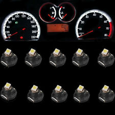 White T4/T4.2 Neo Wedge LED Bulb Cluster Instrument Dash Climate Base Lights  HS