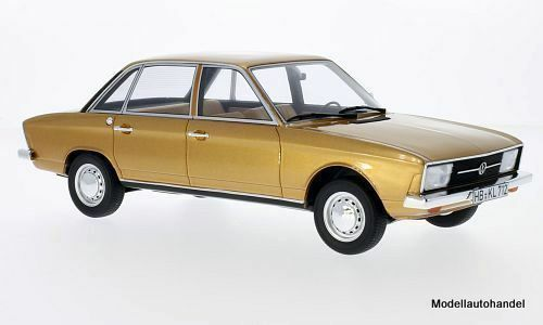 VW K 70 L 1973 ORO 1:18 Bos    NEW <<