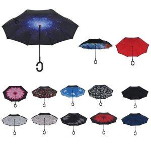 Pieghevole-Ombrello-Inverso-A-Doppio-Strato-Ombrello-Da-Auto-Antipioggia-Ro-D2E7