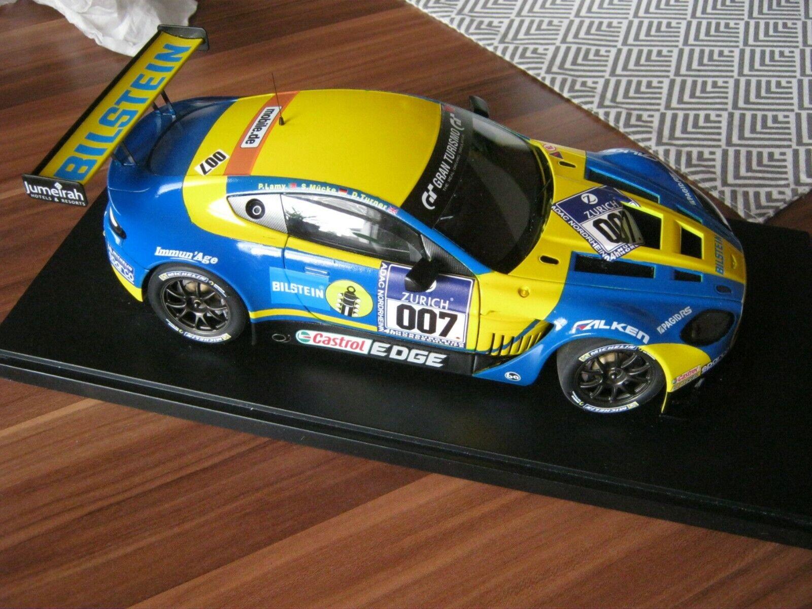 Aston Martin gt3  24h nurburgring 2013  1 18 anf.