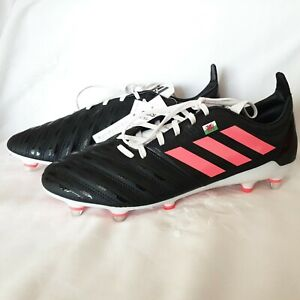 Adidas Malice SG Soft Ground pour homme Rugby Union Boot Shoe WALES personnalisé 10.5 UK
