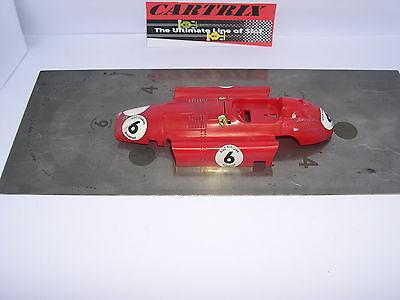 Eisen Tampondruck Test Der Form More Discounts Surprises Persevering Cartrix Karosserie Lancia-ferrari D50 Spielzeug