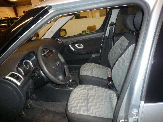 Skoda Roomster 1,4 16V Style Benzin modelår 2009 km 160000