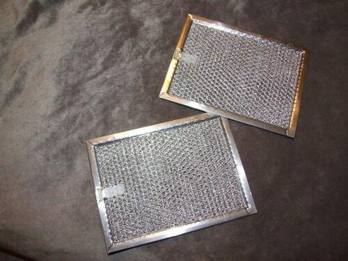 Set of 2 New Frigidaire PLMVZ169HCA microwave Filters