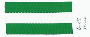 Ordensband-Frankreich-Med-Reg-Depart-Communale-37mm-0-5m-ba82-1m9-80