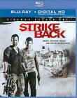 Strike Back: Cinemax Season One (Blu-ray Disc, 2014, 4-Disc Set, Includes Digital Copy)
