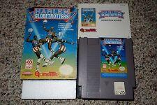 Harlem Globetrotters (Nintendo Entertainment System NES, 1991) Complete GOOD H