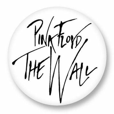 Magnet Aimant Frigo Ø38mm  The Pink Floyd Sound The Wall Roger Waters