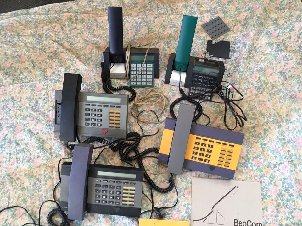 Bordtelefon, BeoCom Kirk Delta B&O, Bang og Olufsen