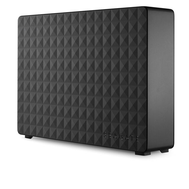 "Seagate Expansion 4 TB USB 3.0 Desktop 3.5"" External Hard Drive HDD PC Xbox PS4"