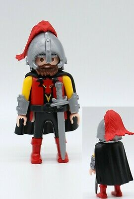plumes playmobil rouge ref 2