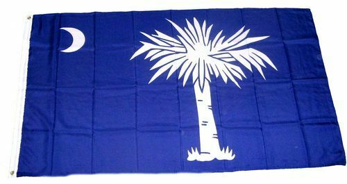 South Carolina  90 x 150 cm Fahne Flagge USA