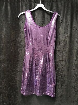 ! Nuovo Di Zecca Nuovo Look Party Dress Size 8-
