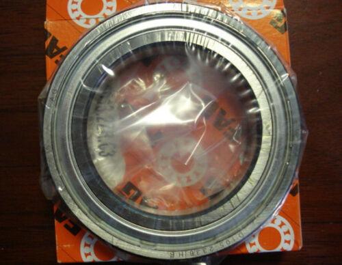 FAG Radial Ball Bearing Dbl Shielded 65mm x 100mm x 18mm 6013.2ZR.C3-2250mDE2